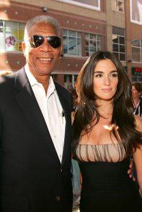 Morgan Freeman and....
